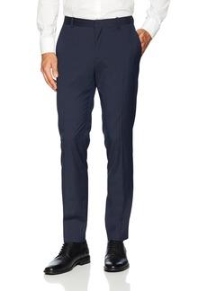 Perry Ellis Men's Very Slim Fit Pin Stripe Pant  34W X 30L