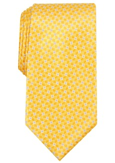 Perry Ellis Men's Vicker Geometric Tie