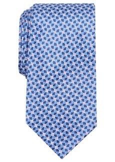 Perry Ellis Men's Vicker Geometric Tie