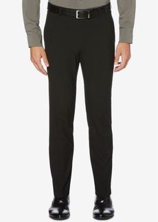 Perry Ellis Men's Washable Slim-Fit Pants