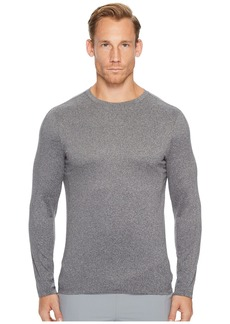 Perry Ellis PE360 Active Stretch Heathered Crew