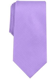 Perry Ellis (PERRK) Men's Dolby Solid Tie purple