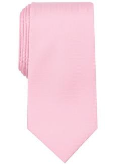 Perry Ellis (PERRK) Men's Oxford Solid Tie pink