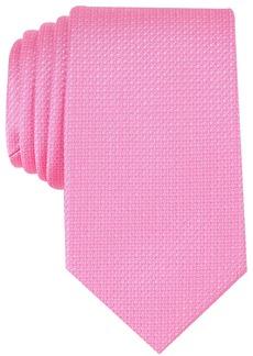 Perry Ellis (PERRK) Men's Sullivan Neat Tie fuchsia