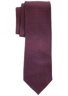 Perry Ellis (PERRK) Men's Sullivan Neat Tie red