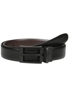 Perry Ellis Buckle Reversible Dress Belt