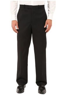 Perry Ellis Classic Fit Flat Front Sharkskin Pant