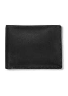 Perry Ellis Portfolio Men's Leather Gramercy Bifold Wallet