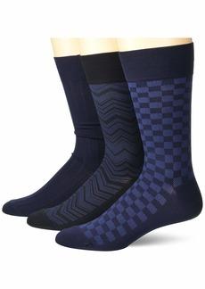 Perry Ellis Portfolio Men's Microfiber Luxury Socks