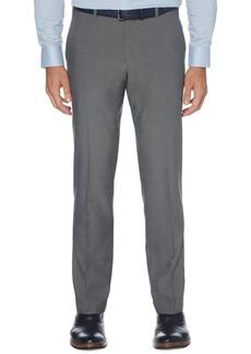 Perry Ellis Portfolio Men's Modern-Fit Performance Stretch Subtle Pattern Dress Pants