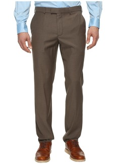 Perry Ellis Modern Fit Flat Front Bengaline Pant