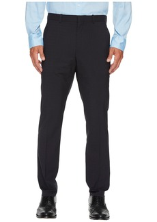 Perry Ellis Slim Fit Stretch Check Pants