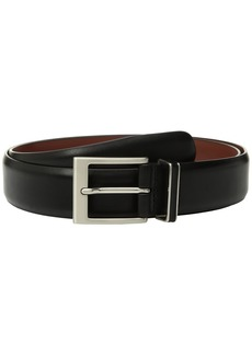 Perry Ellis Smooth Nappa Leather Belt