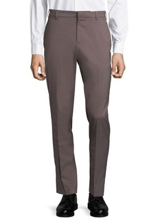 Perry Ellis Portfolio Very-Slim Straight-Leg Pants