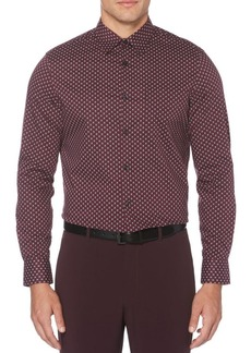 Perry Ellis Regular-Fit Printed Shirt