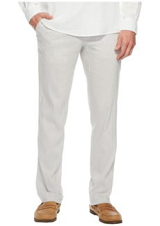 Perry Ellis Slim Fit Linen Chino
