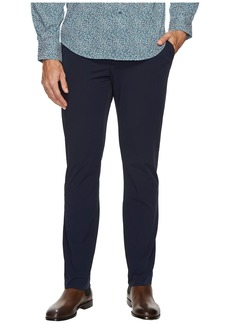 Perry Ellis Slim Fit Solid Stretch Tech Pants