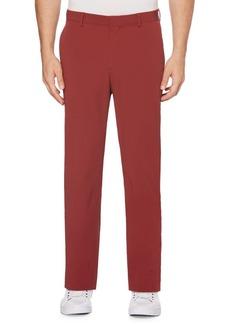 Perry Ellis Slim-Fit Solid Tech Pants