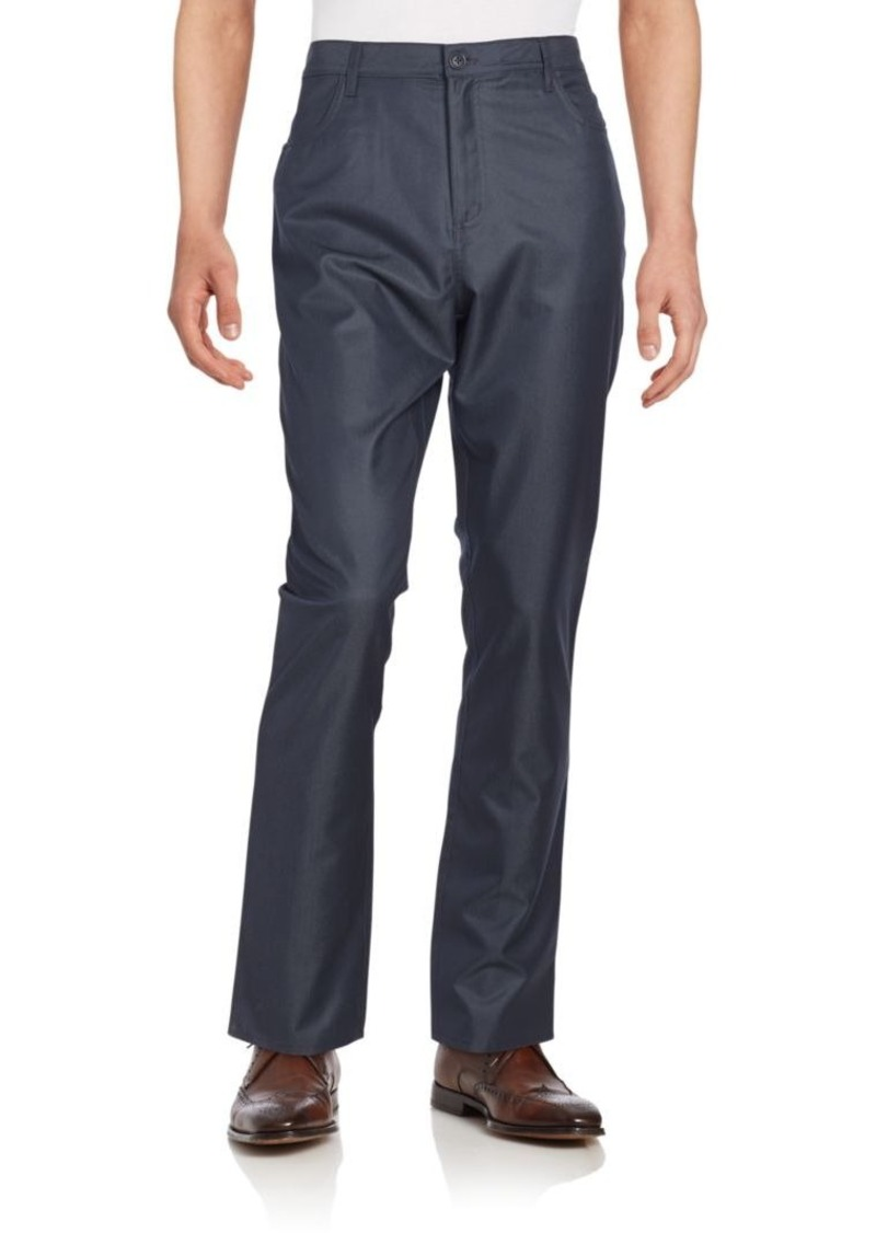 Perry Ellis Slim-Fit Trousers