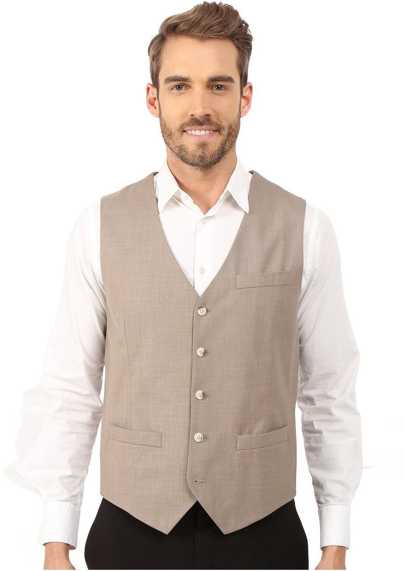 354d145be2 Perry Ellis Solid Texture Suit Vest Now  42.41