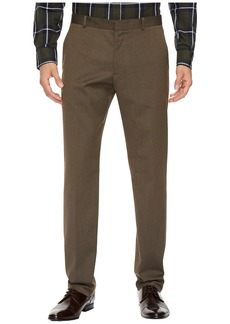 Perry Ellis Stretch Solid Texture Dress Pants