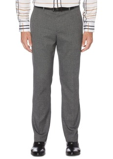 Perry Ellis Textured Slim-Fit Stretch Pants