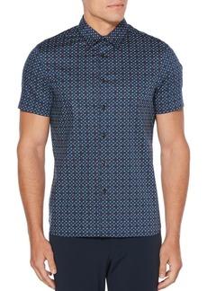 Perry Ellis Walkmen Short-Sleeve Button-Down Shirt