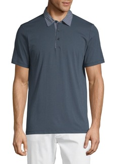 Perry Ellis Pima Cotton Polo