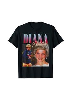 Perry Ellis PRINCESS-DIANA Funny For Men Women T-Shirt