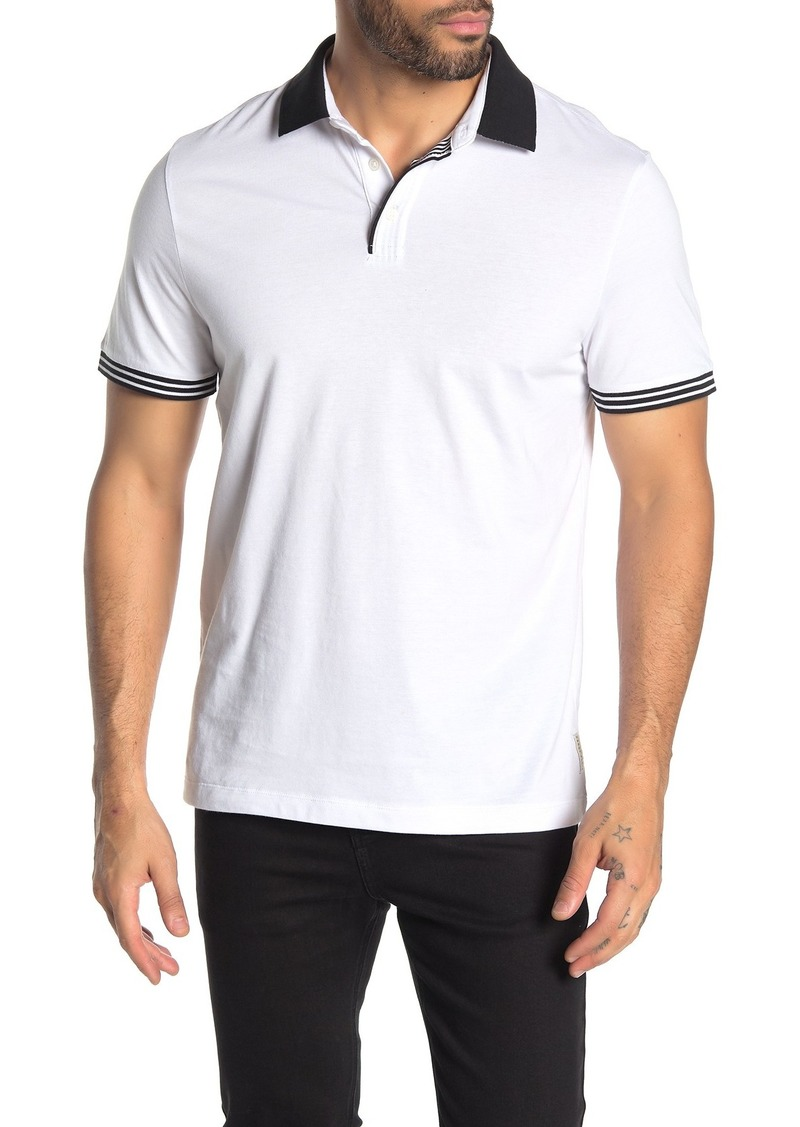 Perry Ellis Short Sleeve Polo