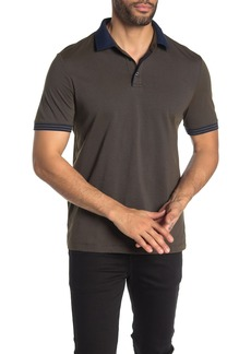 Perry Ellis Short Sleeve CVC Polo