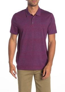 Perry Ellis Short Sleeve Scribble Print Shirt