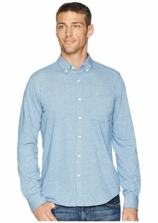 Perry Ellis Slim Fit Knit Shirt