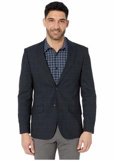 Perry Ellis Slim Fit Machine Washable Suit Jacket
