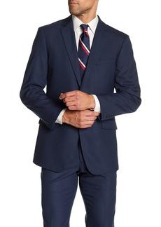 Perry Ellis Slim Fit Notch Collar Jacket