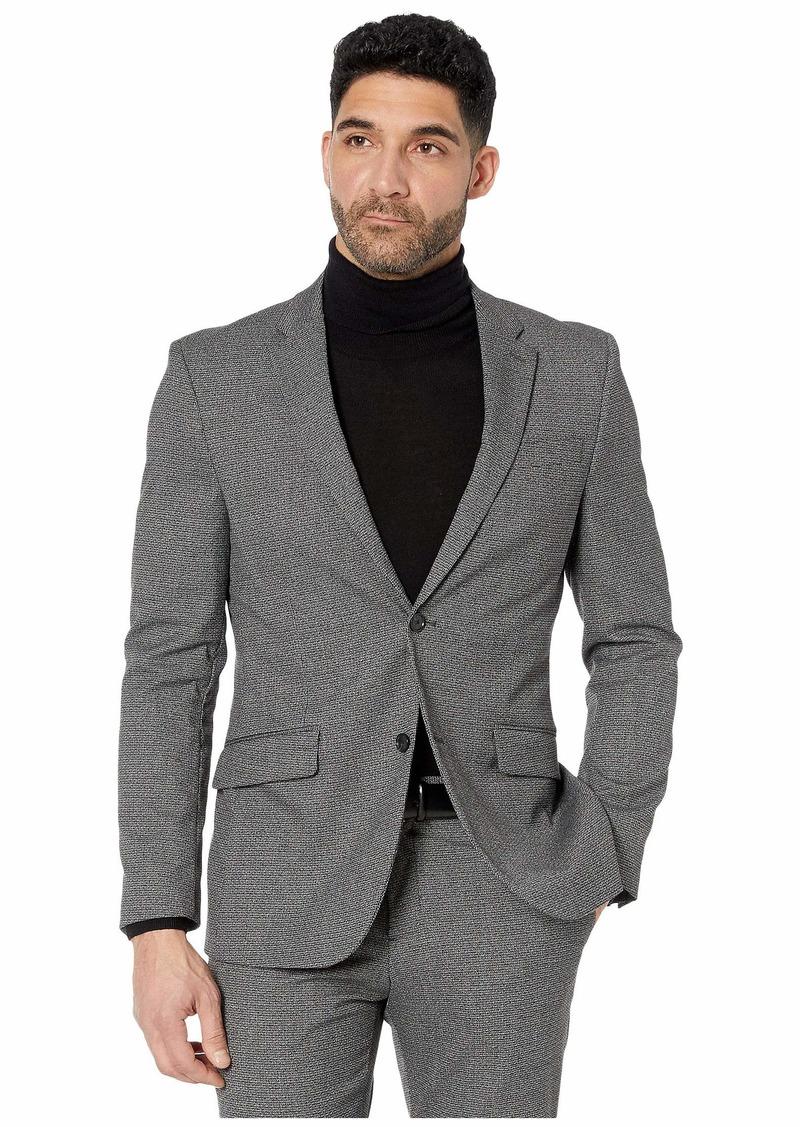 Perry Ellis Slim Stretch Texture Jacket