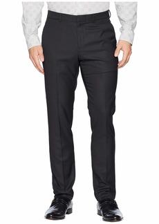 Perry Ellis Very Slim Fit Nailhead Dress Pants