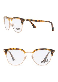 Persol 51mm Clubmaster Optical Frames