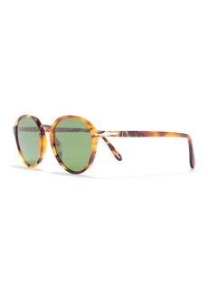 Persol 51mm Round Sunglasses