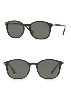 Persol 54MM Rectangle Sunglasses