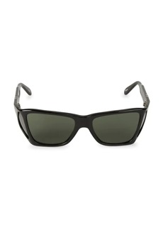 Persol 57MM Square Sunglasses