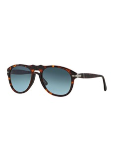 Persol Men's 649-Series Acetate Sunglasses