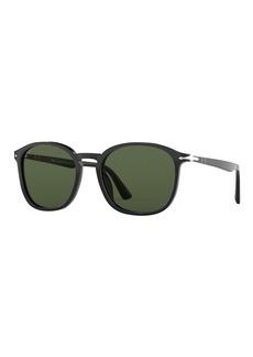 Persol Men's Acetate Square Sunglasses