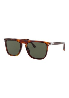 Persol Men's Patterned Rectangle Sunglasses