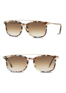 Persol 51MM Square Sunglasses