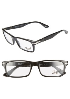 Persol 53mm Rectangle Optical Glasses