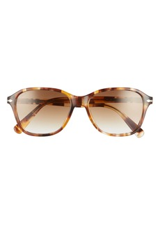Persol 53mm Rectangle Sunglasses