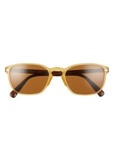 Persol 54mm Keyhole Sunglasses