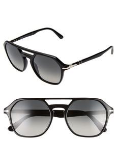 Persol 54mm Navigator Sunglasses
