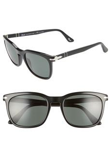 Persol 55mm Polarized Square Sunglasses